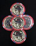 Shiprocked 2016 Poker Chips
